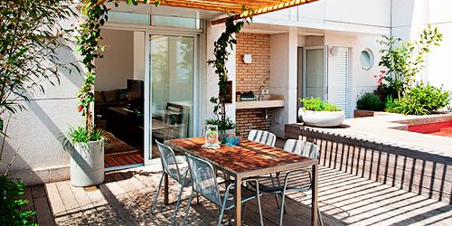 Ideias incríveis para decorar varandas e coberturas - Grupo JTavares