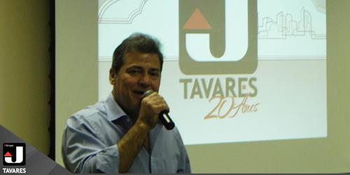 1ª Reunião Trimestral de 2014 JTavares - Sr. Jacyr Tavares (Foto)