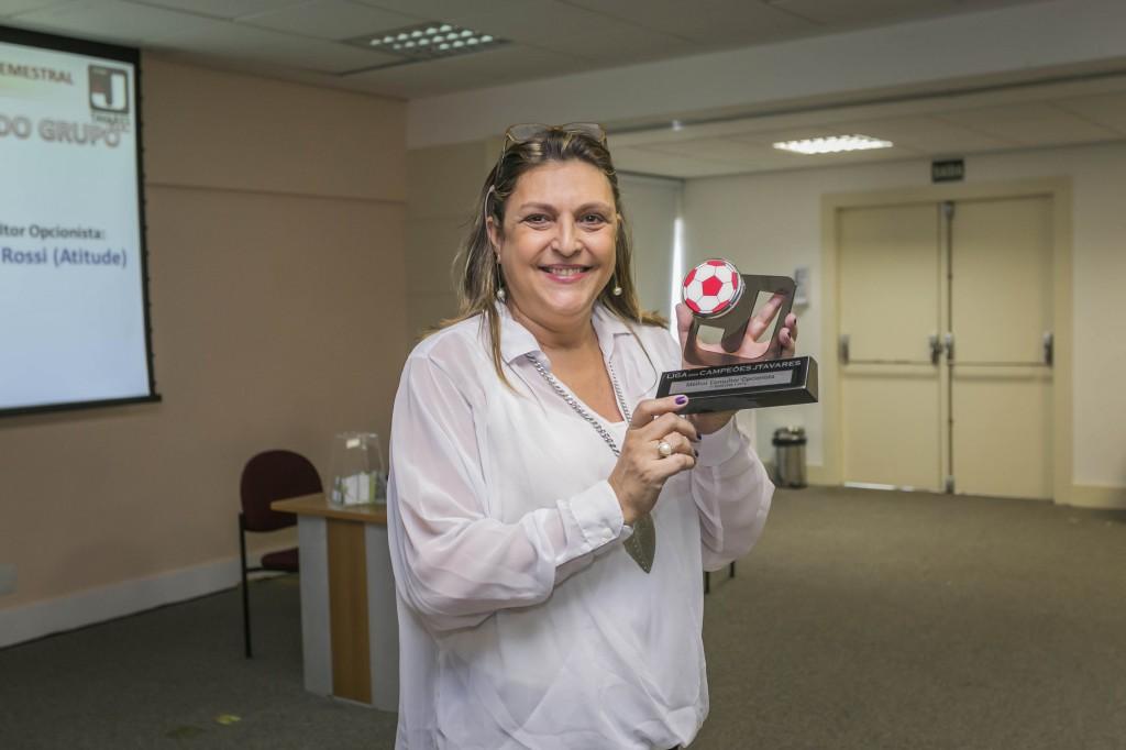 Márcia Rossi (Equipe Atitude): Destaque do 1º Semestre como Melhor Consultora Opcionista do Grupo JTavares