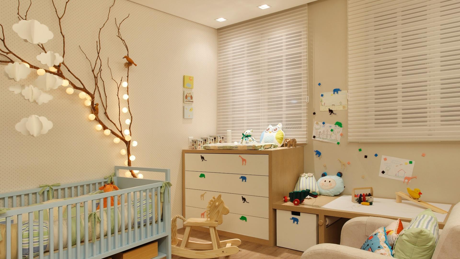 Quarto do bebê Veja 5 dicas importantes na hora de decorar!  Blog Corporati