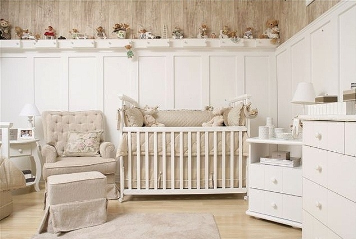 Quarto do bebê Veja 5 dicas importantes na hora de  ~ Quarto Planejado De Bebe