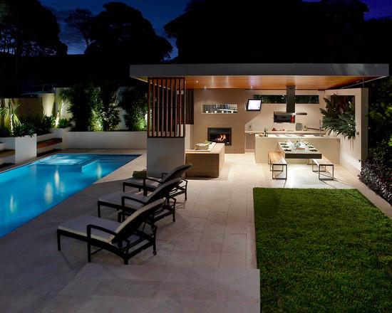 Ambientes decorados com Churrasqueira - Blog Corporativo do Grupo ...