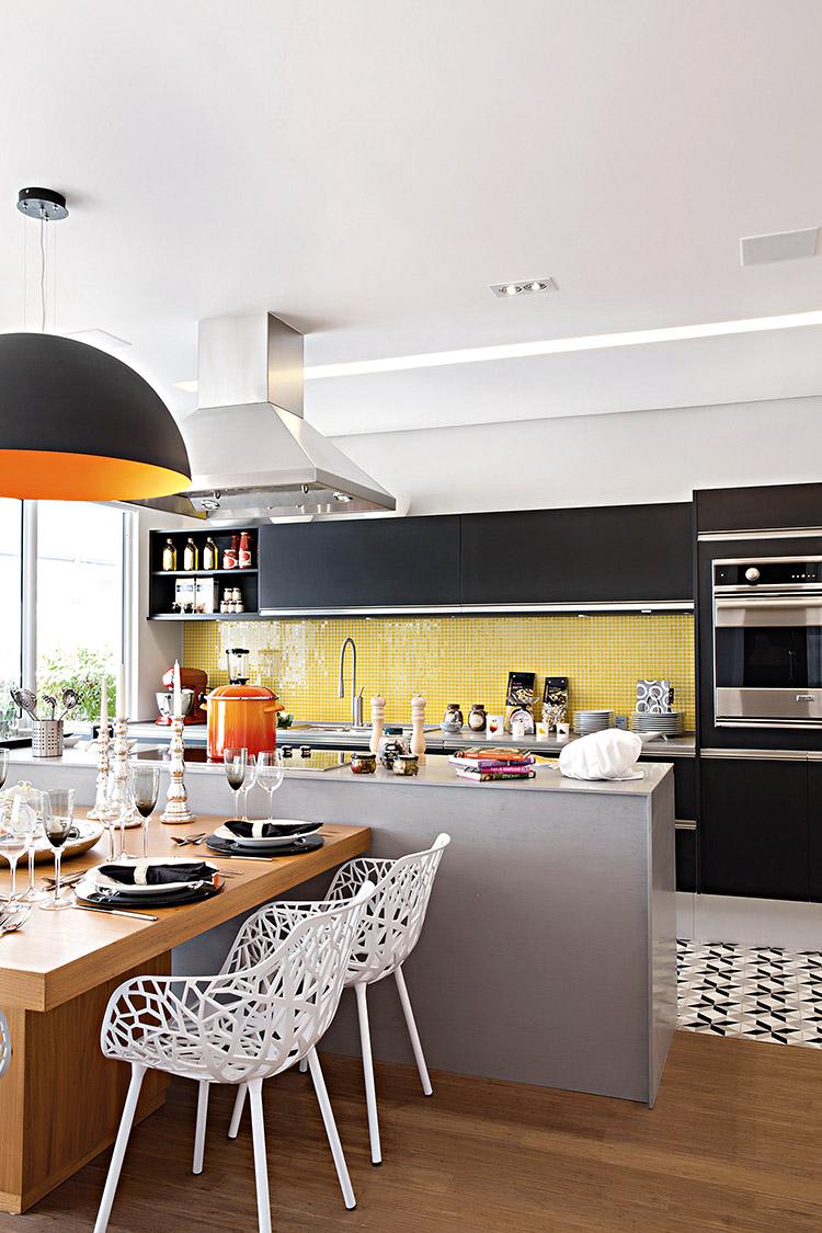 Cozinha Colorida E Moderna Grupo Jtavares Blog Grupo Jtavares