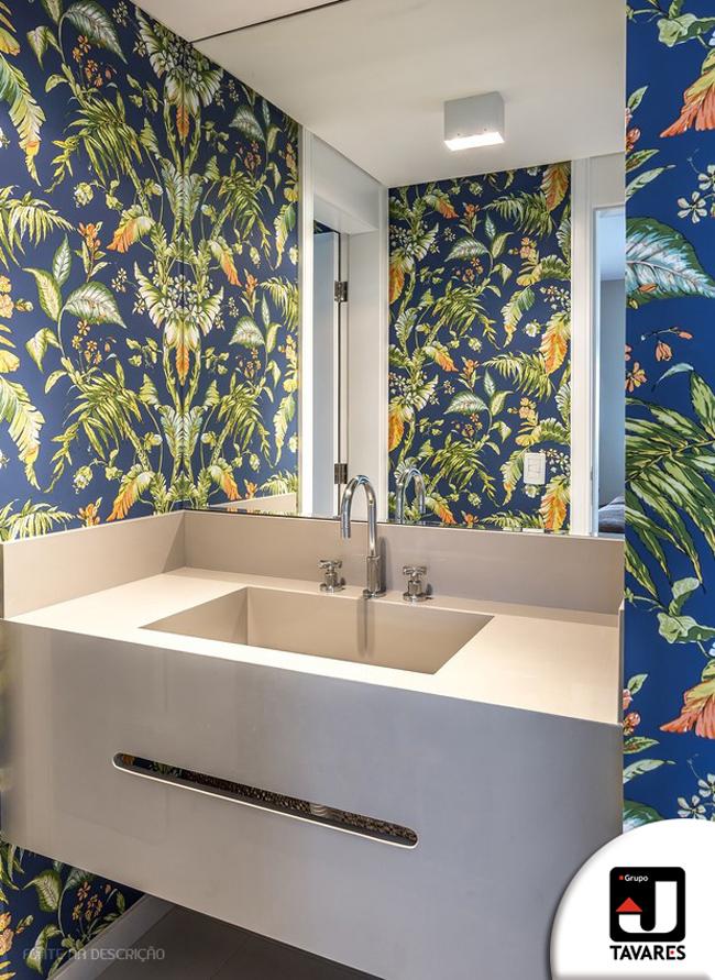 7-lavado-papel-de-parede-florido-tropical-colorido-azul