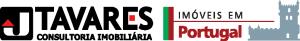 Logomarca da JTavares em sua Versão de Portugal
